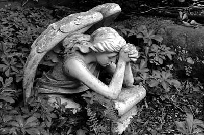 Photograph - Even The Angles Need To Pray by Jerry Gammon
