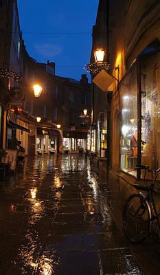 Evening After The Rain Art Print