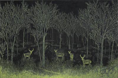 Evening Along The Animas Original by Doug Miller
