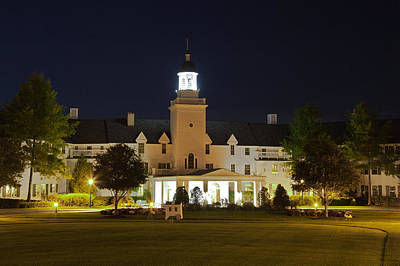 Photograph - Evening At The Sagamore Resort by David Patterson