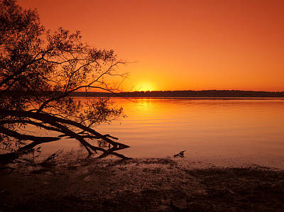 Chautauqua Lake Photograph - Evening Glow by At Lands End Photography