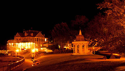 Photograph - Evening In Bar Harbor by Paul Mangold