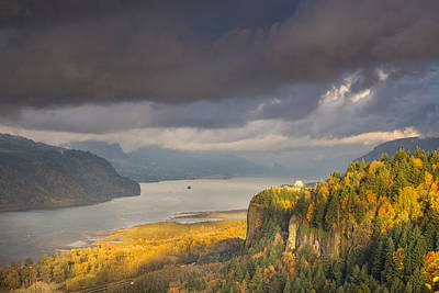 Photograph - Evening In The Gorge by Kunal Mehra