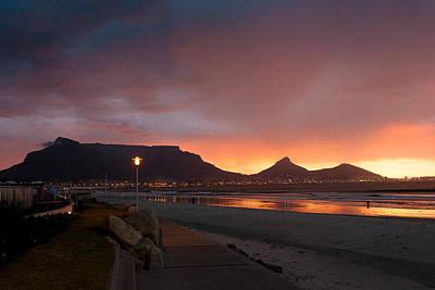 Photograph - Evening Light by Paul Indigo