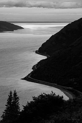 Photograph - Evening On Bird Ridge by Tim Newton