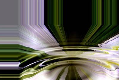 Primroses Mixed Media - Evening Primrose by Barbara Milton
