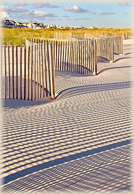 Photograph - Evening Shadows by Carolyn Derstine