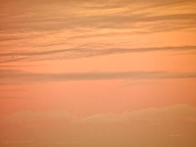 Dreamscape Photograph - Evening Sky by Leland D Howard