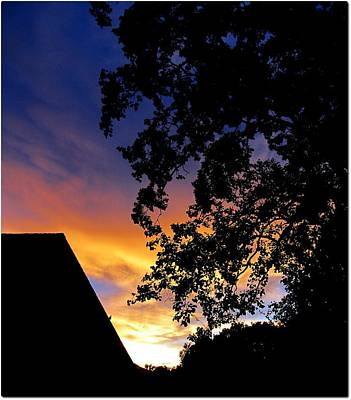 Photograph - Evening Sky by Martin Williams