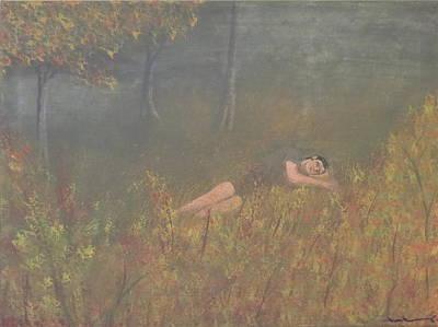 Evening Slumber Art Print by Tim Townsend