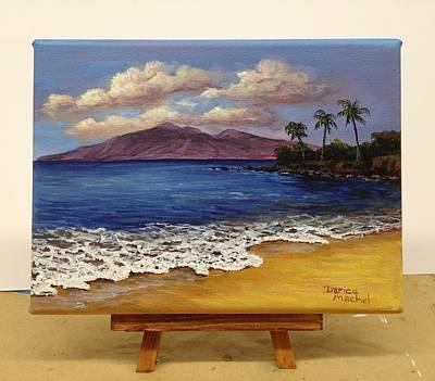 Painting - Evening Tide by Darice Machel McGuire