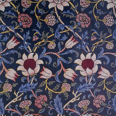 Tapestries - Textiles Tapestry - Textile - Evenlode Design by William Morris