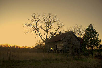 Photograph - Eventide In Georgia by Sally Ross