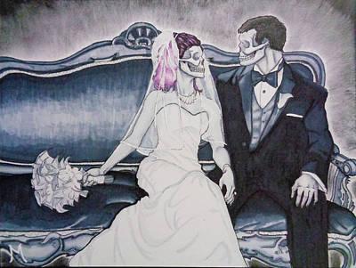 Ever After Art Print by Matt N