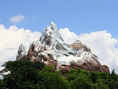 Photograph - Everest by David Nicholls