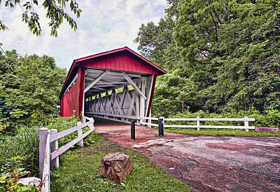 Bridge Photograph - Everett  Bridge by Marcia Colelli