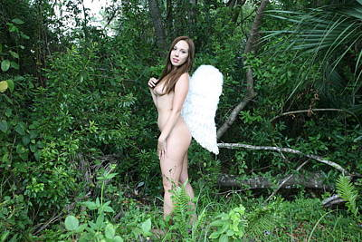 Photograph - Everglades City Florida Angel 2563 by Lucky Cole