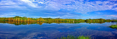 Photograph - Everglades Morning by Mark Andrew Thomas