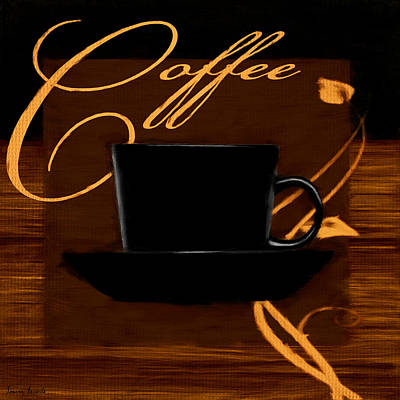 Caffe Digital Art - Every Cup Matters by Lourry Legarde