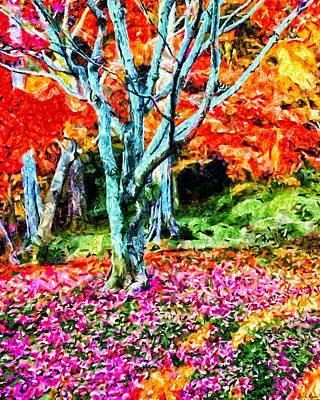 Painting - Every Moment Has Beauty by Joe Misrasi