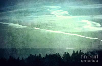 Every Planet We Reach Is Dead Art Print by Kyle Walker