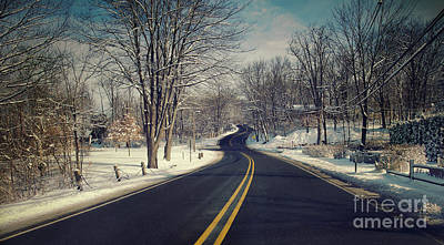 Photograph - Everyday Is A Winding Road by Mark Miller
