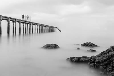 Port Dickson Photograph - Everything  by Muhammad hafiz Abdul karim