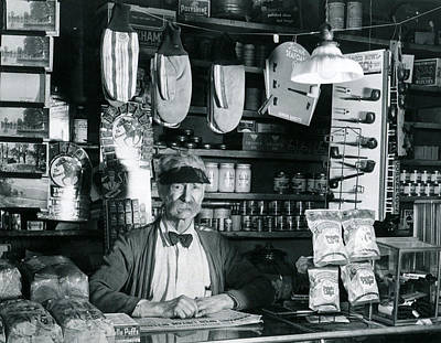 Potato Chips Photograph - Everything Store by Retro Images Archive