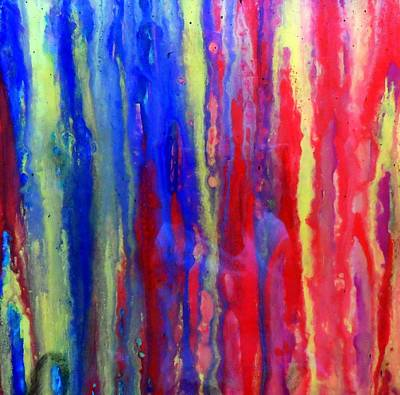 Painting - Everything Zen by Jane Biven