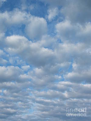 Photograph - Everywhere - Clouds by Margaret McDermott
