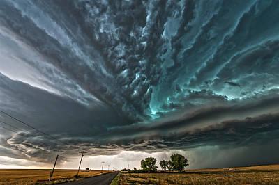 Photograph - Evil Sky by Colt Forney