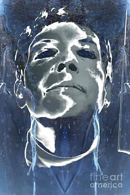 Reflexions Digital Art - Evolvement by Gabriele Pomykaj