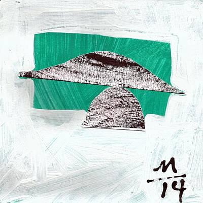 Execo No 10  Art Print by Mark M  Mellon