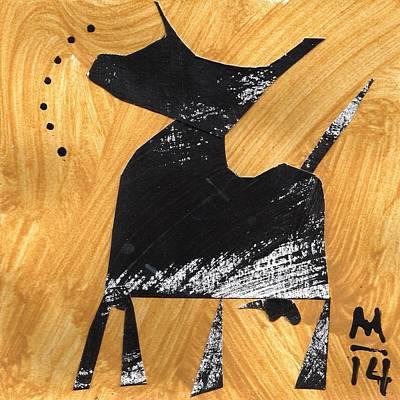 Execo No. 7  Art Print by Mark M  Mellon