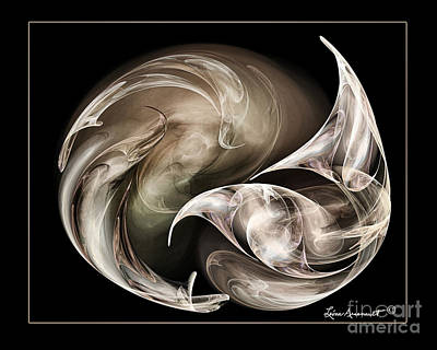 Digital Art - Exhilarted by Leona Arsenault