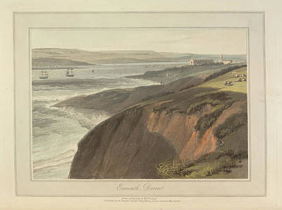 Exmouth Art Print by British Library