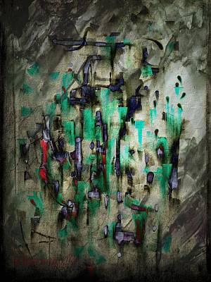 Migration Digital Art - Exodus by Mimulux patricia no No