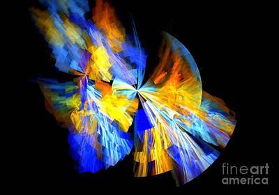 Mexican Dance Digital Art - Exotic Dance by Renee Trenholm