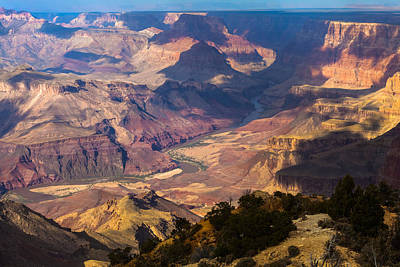 Photograph - Expanse At Desert View by Ed Gleichman