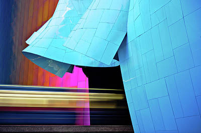 Experience Music Project Art Print