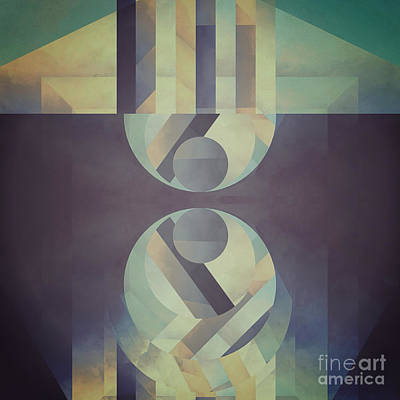Explained Creation Art Print by Lonnie Christopher