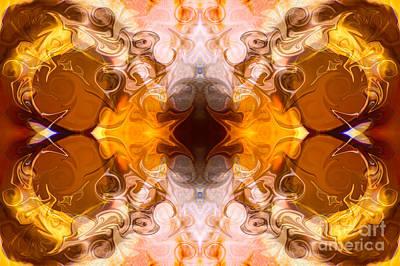 Digital Art - Exploding Ideas Abstract Pattern Artwork By Omaste Witkowski by Omaste Witkowski