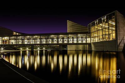 Ks Photograph - Exploration Place Science Center Wichita Kansas Usa by JC Kirk