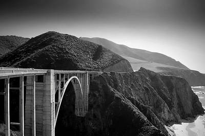 California Coast Photograph - Explore by Mike Irwin