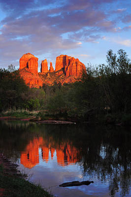 Explorer's Delight In Sedona Art Print by Kate Livingston