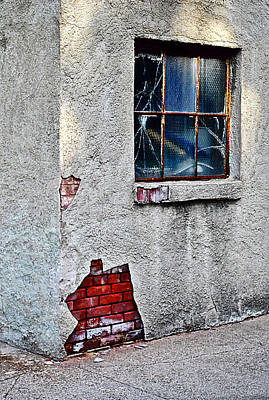 Art Print featuring the photograph Exposed Past by Greg Jackson