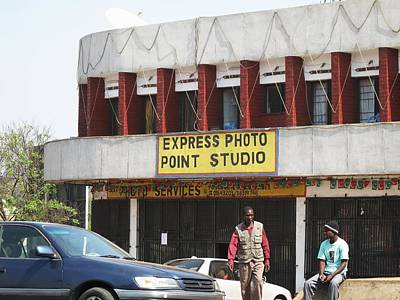 Photograph - Express Photo Point Studio by Frank Chipasula