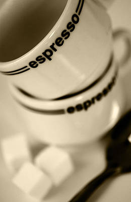 Photograph - Expresso by Matthew Pace