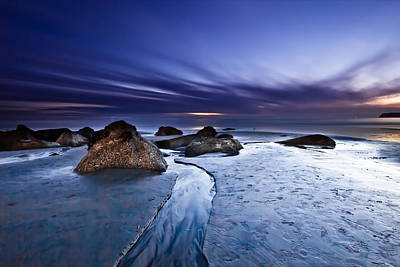Best Ocean Photograph - Exuberance 2 by Ryan Weddle
