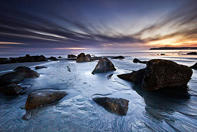 Best Ocean Photograph - Exuberance by Ryan Weddle